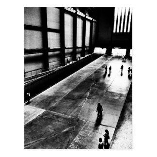 -LONDON MUSEUM- POSTCARD