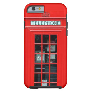 London Phone Booth iPhone 6 case