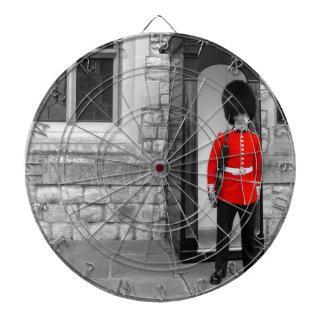 London Soldier Parade Dartboard
