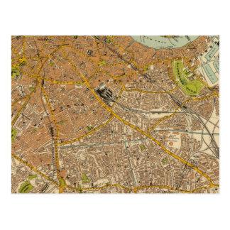 London Southeast Postcard