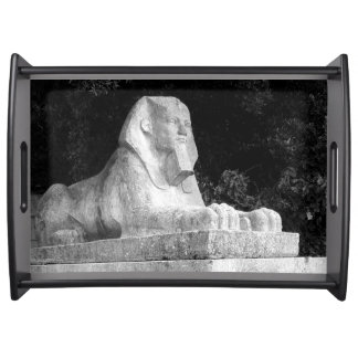 London Sphinx Serving Tray