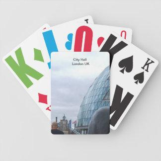 London, UK Playing Cards