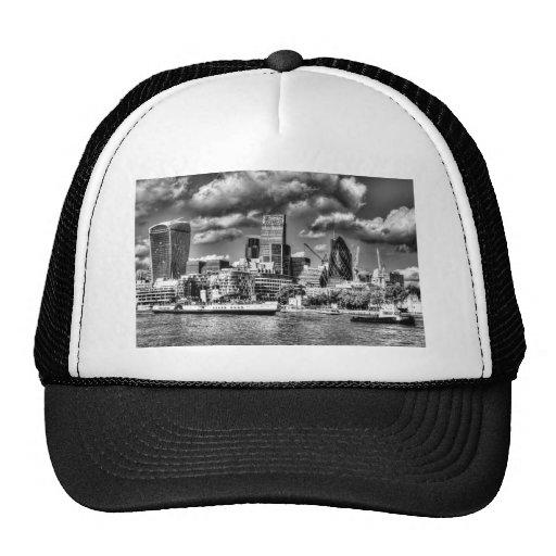 London View Mesh Hats