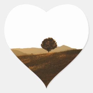 Lonely Tree Sticker