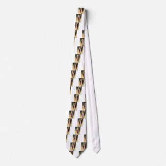 Long Hair Girl Tie