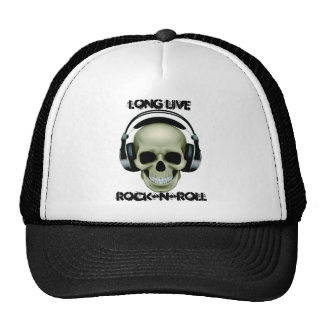 LONG LIVE ROCK-N-ROLL CAP