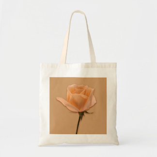 Long Stem Rose Tote Bag