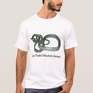 Long-Tailed Machete Savane Basic T-Shirt