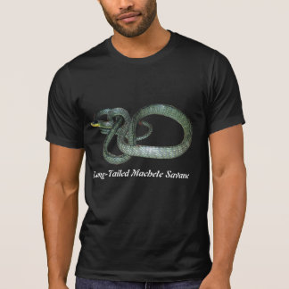 Long-Tailed Machete Savane Destroyed T-Shirt