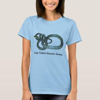 Long-Tailed Machete Savane Ladies Baby Doll T-Shirt