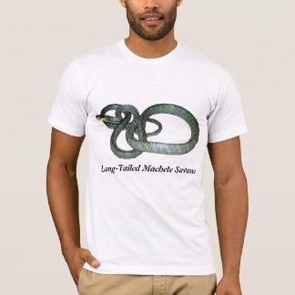 Long-Tailed Machete SavaneBasic American Apparel T T-Shirt