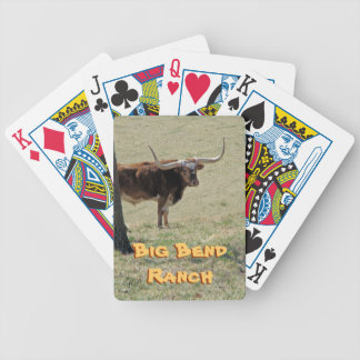 Longhorn 5344 Playing Cards - personalize