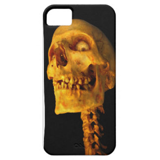 Longneck skull iPhone 5 cover