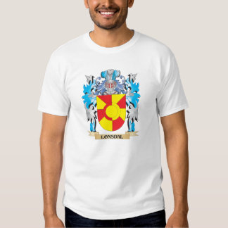 Lonsdal Coat of Arms - Family Crest T Shirt