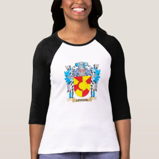 Lonsdal Coat of Arms - Family Crest Tshirt