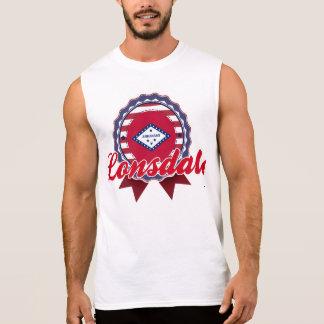 Lonsdale, AR Sleeveless Shirt
