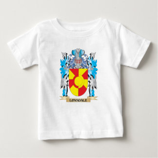 Lonsdale Coat of Arms - Family Crest Tee Shirt