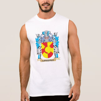 Lonsdale Coat of Arms - Family Crest Sleeveless T-shirt