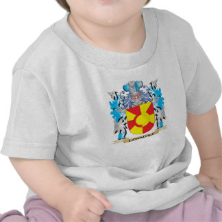 Lonsdale Coat of Arms - Family Crest T-shirts