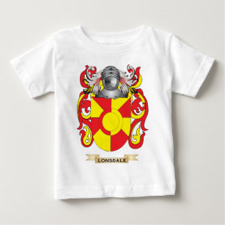 Lonsdale Coat of Arms (Family Crest) Tshirts