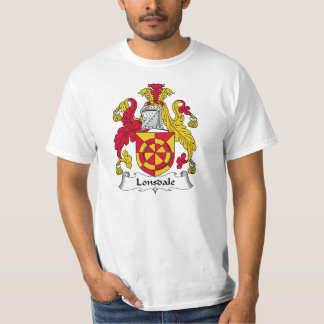 Lonsdale Family Crest T-shirts
