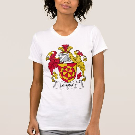 Lonsdale Family Crest Shirts