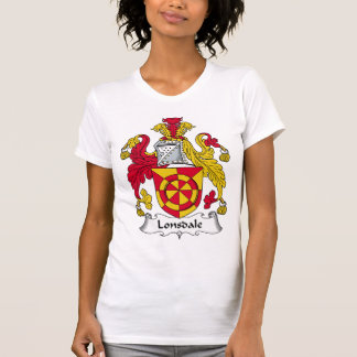 Lonsdale Family Crest Tshirts