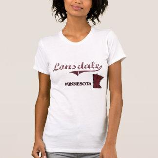 Lonsdale Minnesota City Classic T-shirt