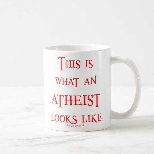 Look! Atheist! Mug