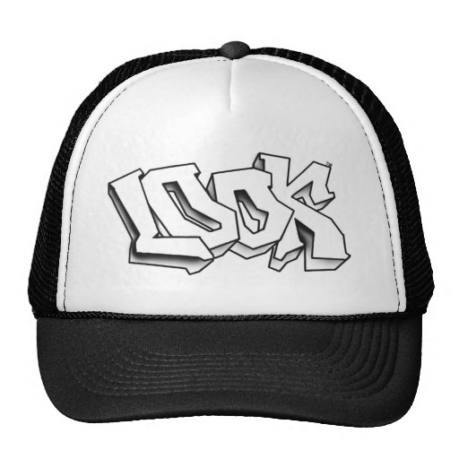 LOOK CROOKED HAT