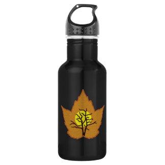 Looking into Leaf 532 Ml Water Bottle