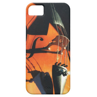 Looming Cello iPhone 5 case