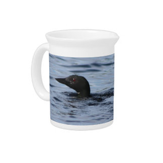 Loon Pitcher