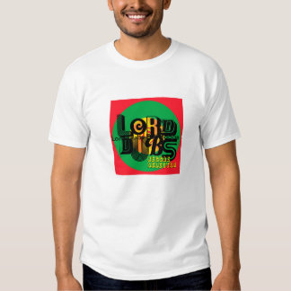 Lord Dubs DJ/ Selector Reggae T shirt