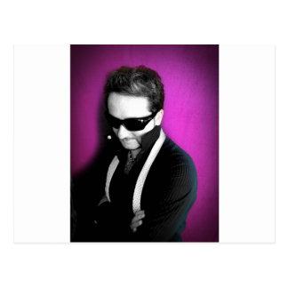 Lord Jason (Music) Postcard