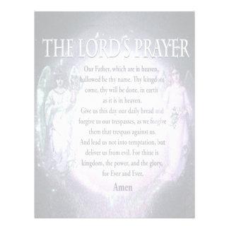 Lord's Prayer 21.5 Cm X 28 Cm Flyer