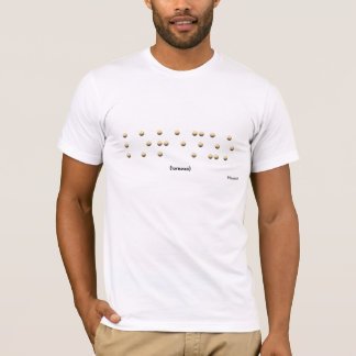 Lorenzo in Braille T-Shirt