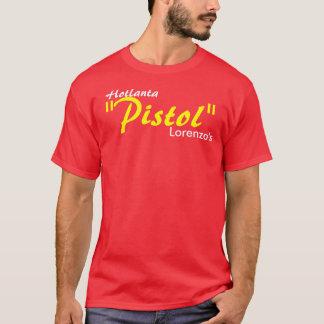 "Lorenzo's, ""Pistol"", Hotlanta T-Shirt"