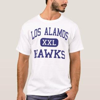 Los Alamos Hawks Middle Los Alamos T-Shirt
