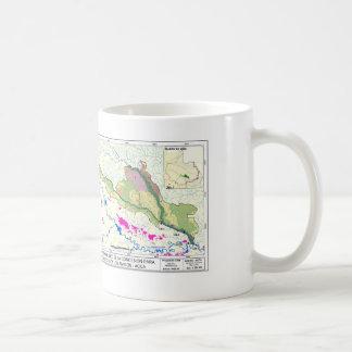 Los Amigos map mug