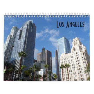 Los Angeles 2018 Wall Calendars