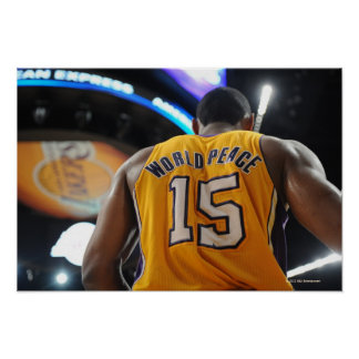 LOS ANGELES - APRIL 12: Chris Kaman #35 Print