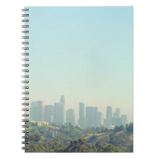 Los Angeles Cityscape Notebooks