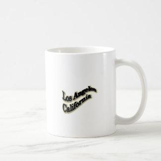 Los Angeles Pen Coffee Mug