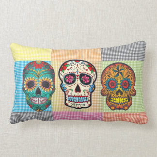 Los Muertos Lumbar Cushion