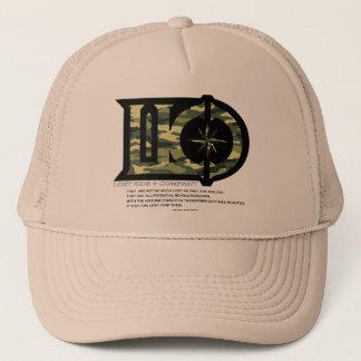 Lost Kids Camo Trucker Hat