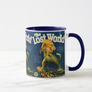 Lost World Dinosaur Mug