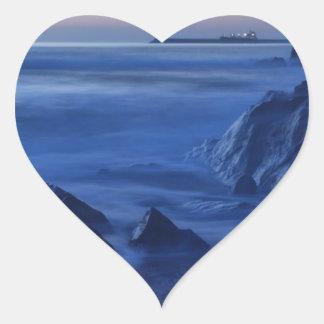 Lost world... heart sticker