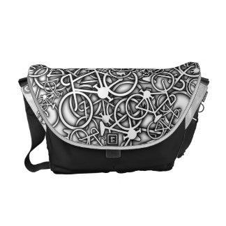 Lotsa Bikes - Customizable Cyclist's Bag Version 2 Courier Bags