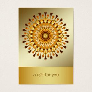 Lotus Gold Mandala Salon and Spa Gift Certificate